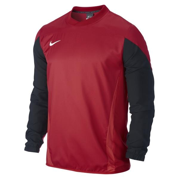 Image of   Nike SQUAD SHELL Trøje i rød til børn