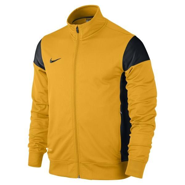 Image of   Nike ACADEMY POLY Jakke til børn i gul og grøn