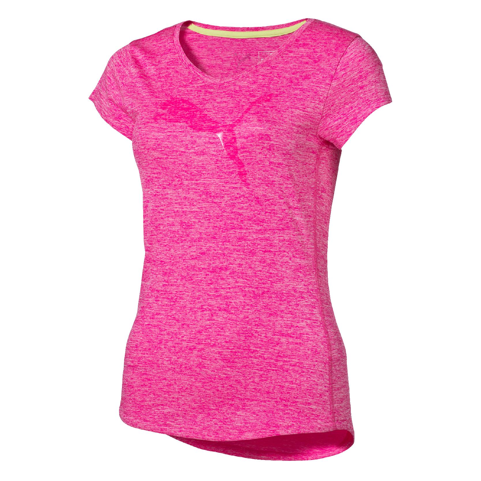 Image of   Puma Cat Fitness t-shirt i Pink til kvinder