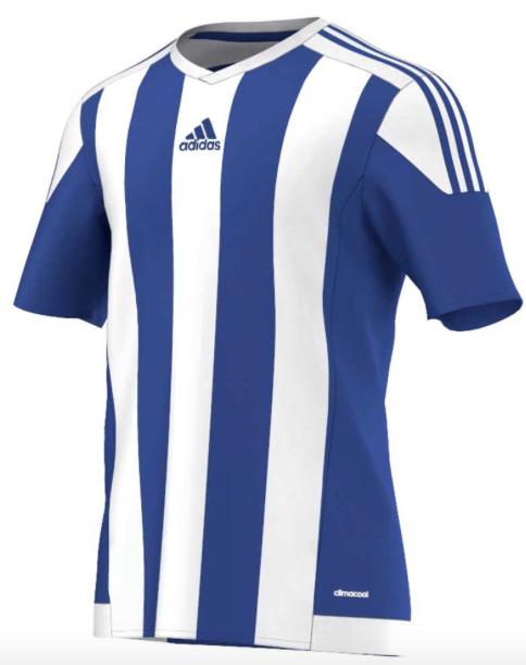 Image of   Adidas STRIPED 15 Kamp trøje til børn og voksne