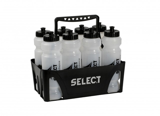 Image of   Select bæreramme + 8 drikkedunke