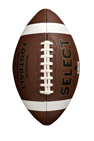 Image of   Select Amerikansk fodbold i gummi