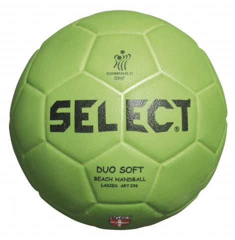 Image of   Select Duo Soft Beach håndbold