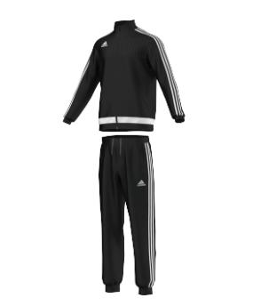 Image of   Adidas Tiro 15 polyester suit