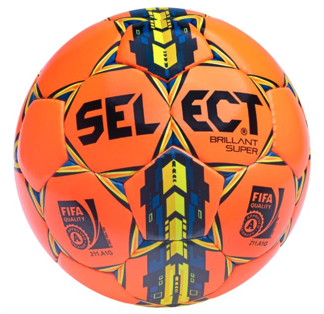 Image of   Select Brilliant Super Foldbold i orange