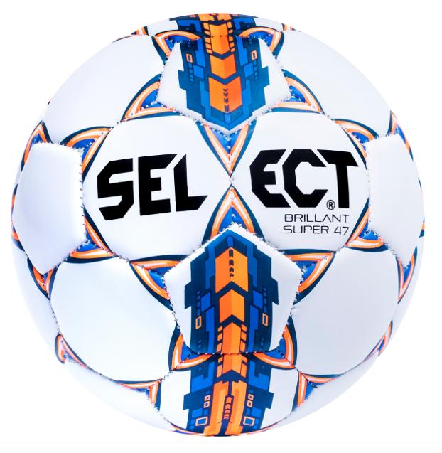 Image of   Select Brillant Super 47 fodbold til børn