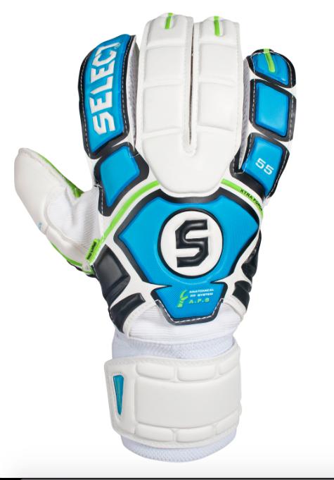 Image of   Select 55 Extra Force Grip Målmands handsker