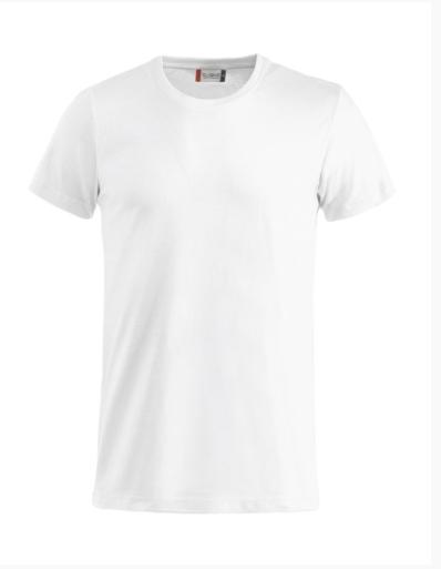 Image of   Clique Classic bomulds T-shirt til mænd