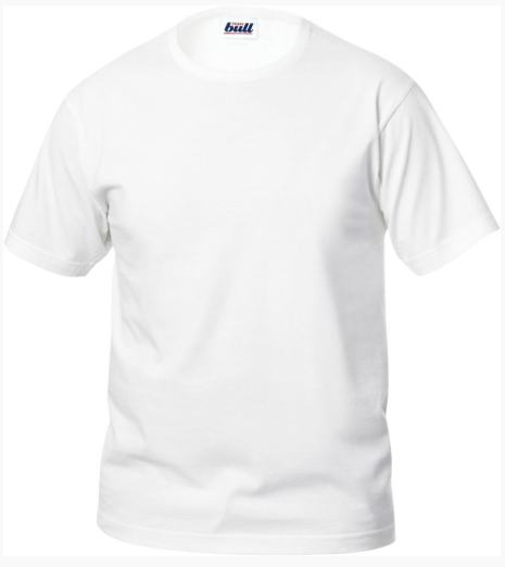 Image of   Clique Basic bomulds T-shirt