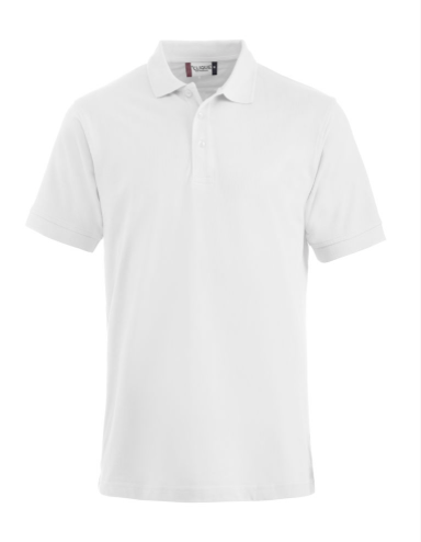 Image of   Clique Classic Lincoln Bomulds Polo t-shirt til mænd