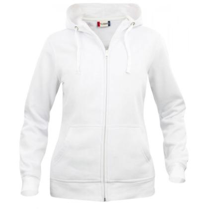 Image of   Clique Basic Hoody Full Zip til kvinder