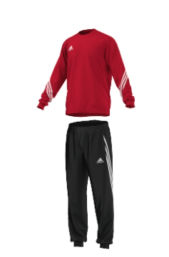 Image of   Adidas Sereno 14 Sweat Suit til børn