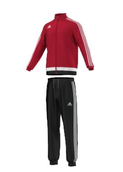 Image of   Adidas Tiro 15 Polyester suit til børn