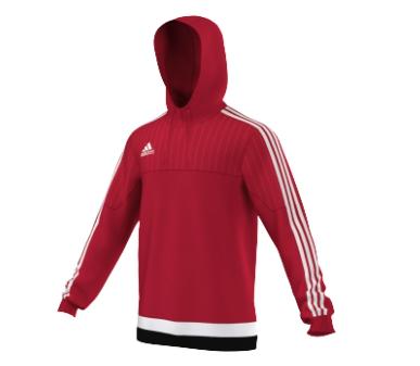 Image of   Adidas Tiro 15 hooded top