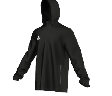 Image of   Adidas Core 15 Regnjakke