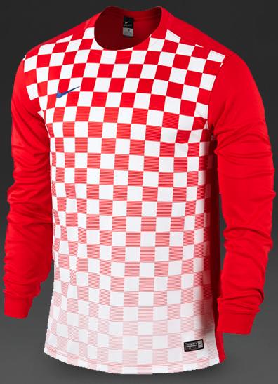 Image of   Nike Precision III LS Fodbold trøje til børn