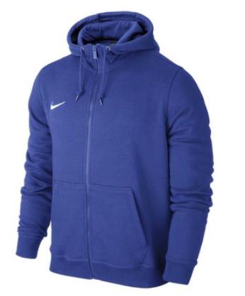 Image of   Nike Team Club hoodie Full zip hoodie til mænd