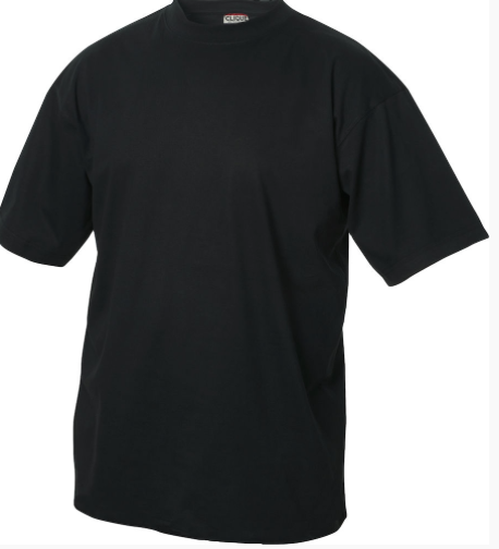 Image of   Clique Classic-T bomulds T-shirt til mænd - fås i flere farver