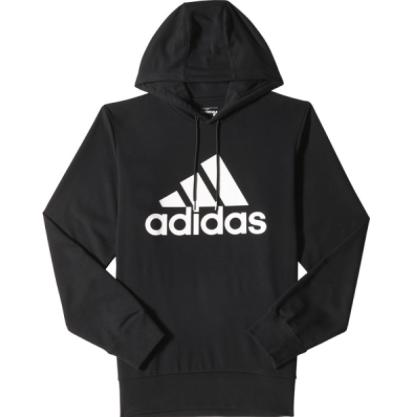 Image of   Adidas Logo Hoodie til mænd