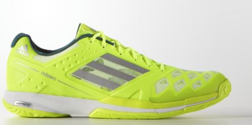Image of   Adidas Adizero feather badminton sko til kvinder