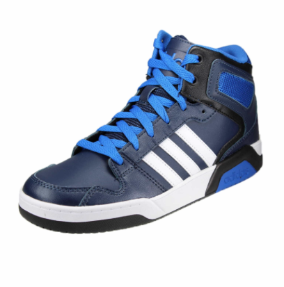 Image of   Adidas Neo BB9TIS Basketball sko til drenge