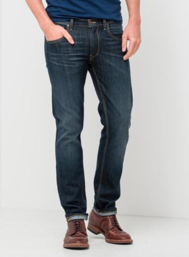 Image of   Lee Daren Zip Fly Regular fit jeans til mænd