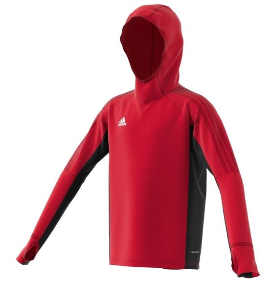 Image of   Adidas TIRO 17 Warm Top til børn