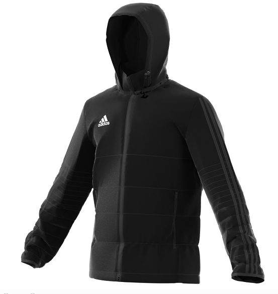 Image of   Adidas TIRO 17 Vinter jakke til voksne
