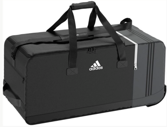 Image of   Adidas XL Weekend taske med hjul
