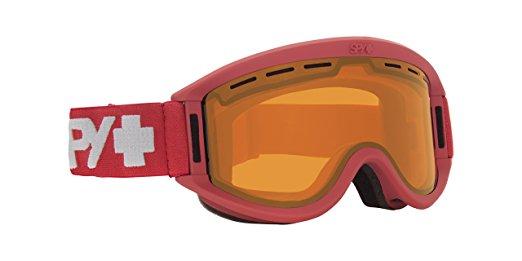 Image of   Spy+ Getaway ski briller til voksne i Burgundy med orange glas