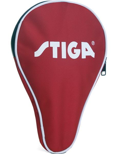 Image of   Stiga Cover til dit bordtennisbat i Rød på tilbud
