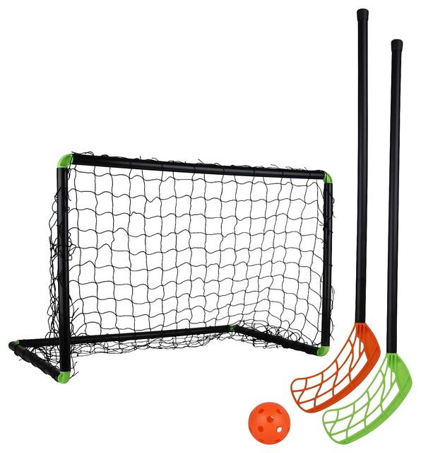 Image of   Stiga Floorball sæt - perfekt inde som ude
