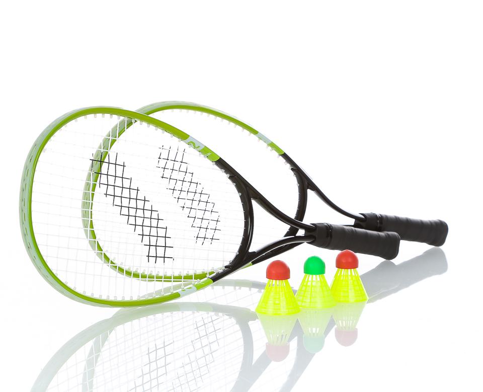 Image of   Stiga Speede Badminton set - perfekt til leg