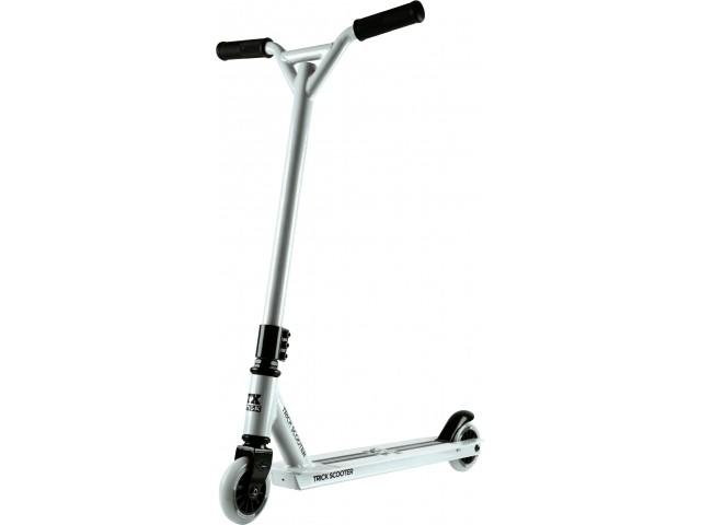 Image of   Stiga TX Trick løbehjul - top model i Hvid/sort
