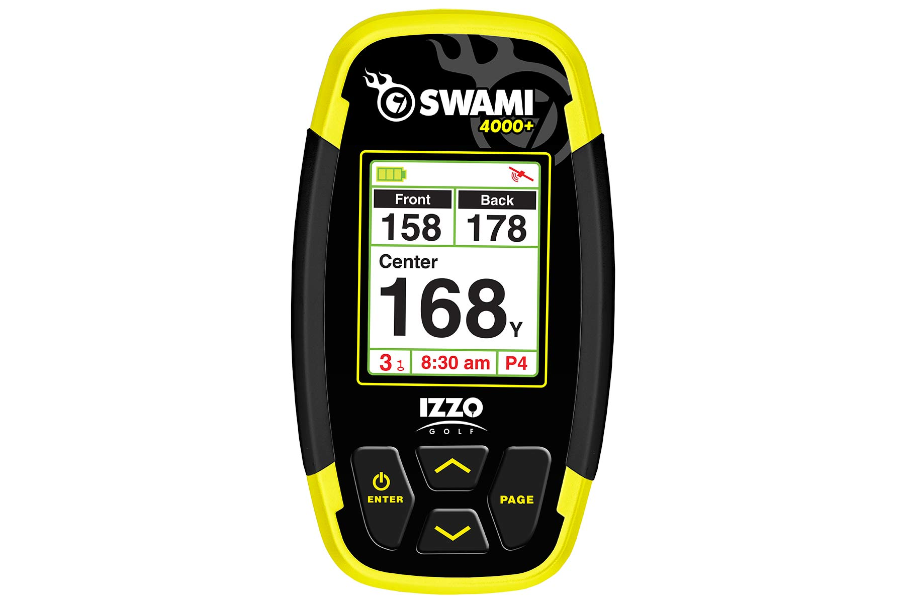 Image of   Izzo Golf afstandsmåler 4000+ GPS