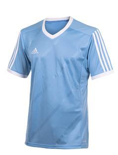 Image of   Adidas TABE 14 Trøje til mænd i lyseblå og hvid