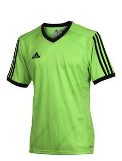 Image of   Adidas TABE 14 Trøje til mænd i neongrøn og sort