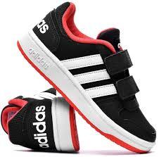 Image of   Adidas Hoops 20 CMF C fritids- og indendørssko til børn